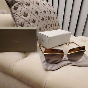 Dior Metallic sunglasses